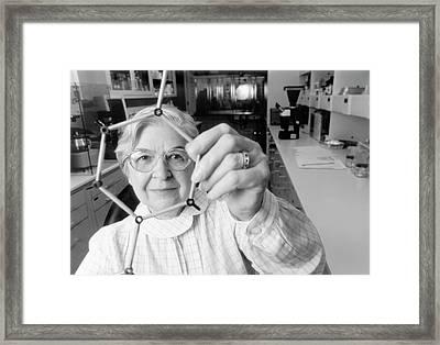 Stephanie Kwolek Framed Print