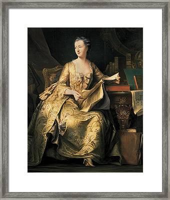 Steuben, Baron Charles Von 1788-1856 Framed Print by Everett