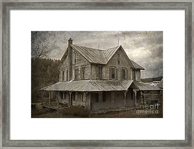 Still Here Framed Print by John Stephens