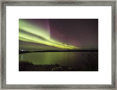 Still Of Night Framed Print