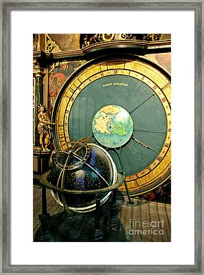 Strasbourg Astronomical Clock Framed Print by Babak Tafreshi