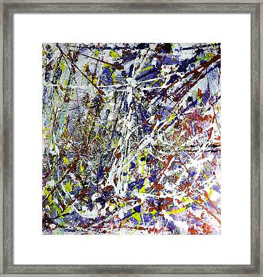 Sufficient#2 Framed Print