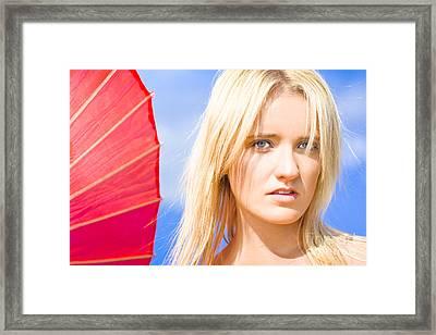 Summer Dream Framed Print by Jorgo Photography - Wall Art Gallery
