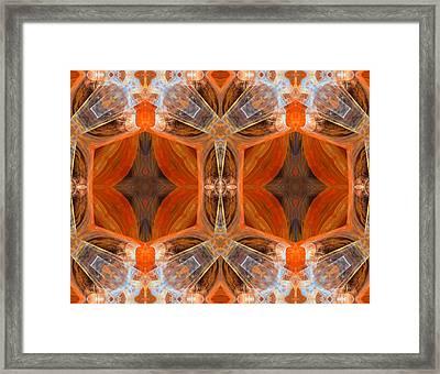 Summer Heat Framed Print by Georgiana Romanovna