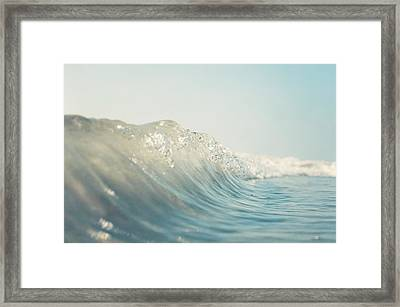 Summertime Framed Print by Bree Madden