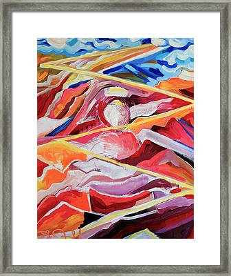 Sundancer Framed Print