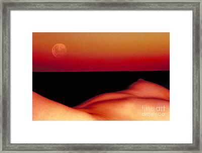 Sunrasia Framed Print by Sandro Rossi