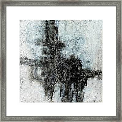 Super Structure Framed Print