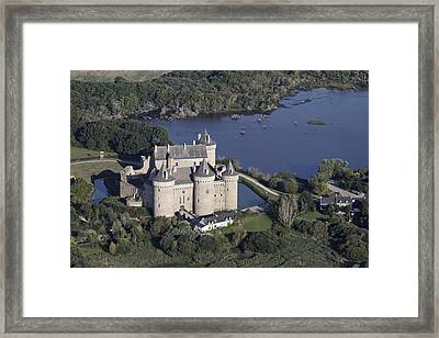 Suscinio Castle, Sarzeau Framed Print