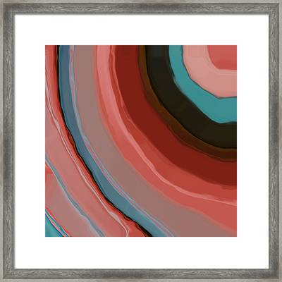 Sweet Relief Framed Print by Bonnie Bruno