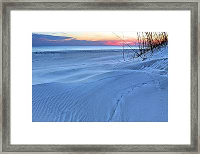 Take Me To The Beach Framed Print by JC Findley