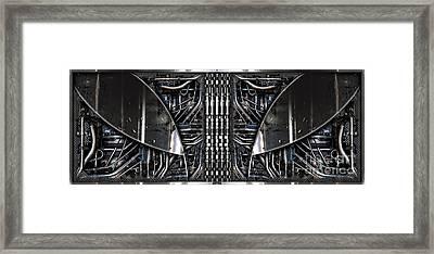 Technically Framed Print