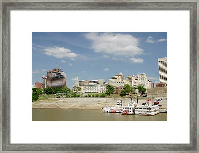 Tennessee, Memphis Framed Print by Cindy Miller Hopkins