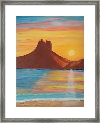 Tetakawi Framed Print by Jorge Cristopulos
