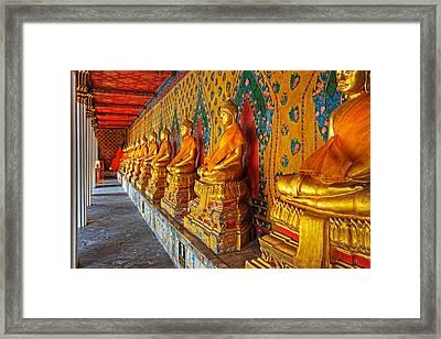 Thailand Framed Print by David Davis