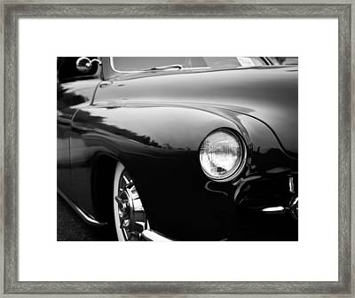 The 1950 Mercury Framed Print by David Patterson