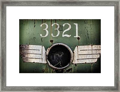 The 3321 Framed Print