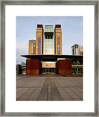The Baltic - Gateshead Framed Print by Stephen Taylor