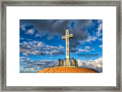 The Beatitudes Framed Print