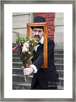 The Beautiful Gift Of Imagination Framed Print