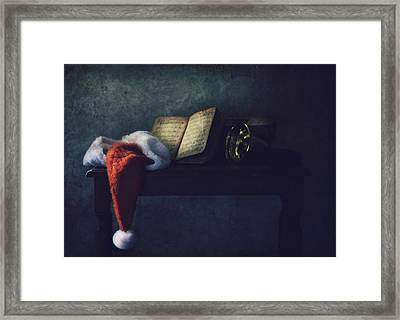 The Bell Framed Print by Delphine Devos