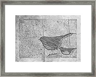 The Birds Framed Print by Tripti Singh