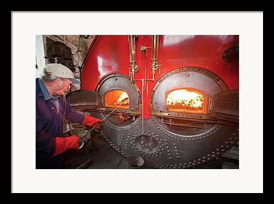 Working Conditions Photographs Framed Prints