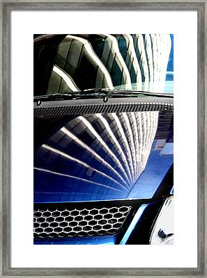 The Car Framed Print