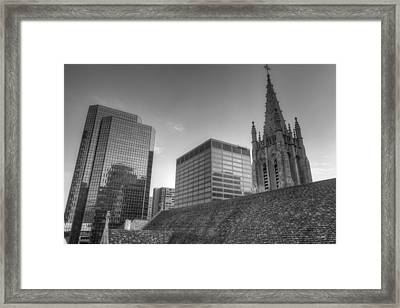 The Cathedral Of St. John The Evangelist Framed Print by William Ragan