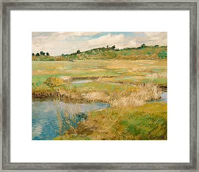 The Concord Meadow Framed Print by Mountain Dreams
