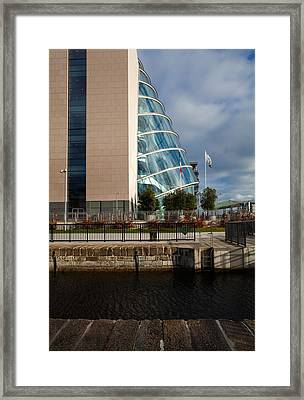 The Convention Centre Dublin , Dublin Framed Print by Panoramic Images