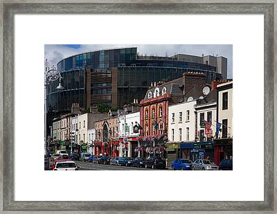 The Criminal Courts Of Justice Framed Print by Panoramic Images