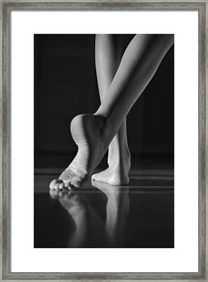 The Dance Framed Print by Laura Fasulo