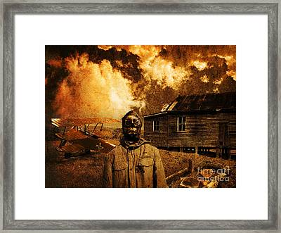 The Dead Baron Framed Print by Jorgo Photography - Wall Art Gallery