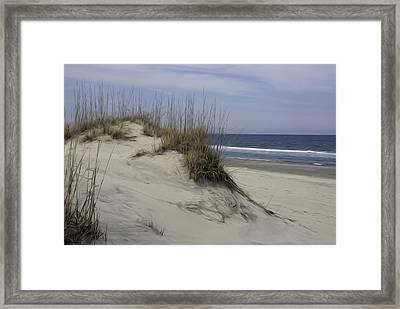 The Dunes Framed Print by Kelvin Booker