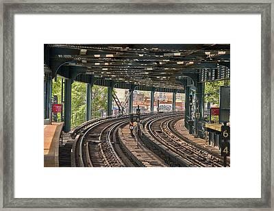 The El Framed Print