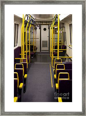 The End Of The Line Framed Print by Jorgo Photography - Wall Art Gallery