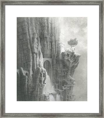 The Gift Within Framed Print by Mark  Reep