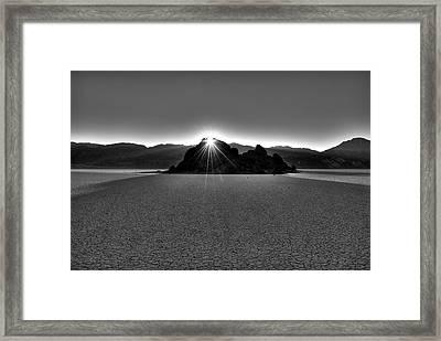 The Grandstand Framed Print by David Andersen