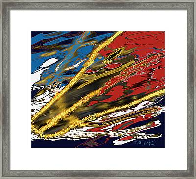 The Guardian Framed Print by Thomas Bryant