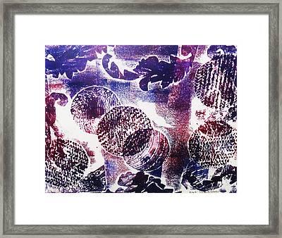 The Journey Framed Print by Yael VanGruber