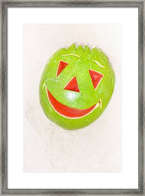 The Joy Of Healthy Eating Framed Print by Jorgo Photography - Wall Art Gallery