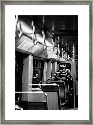 The Kiss Framed Print by Marco Oliveira