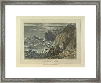 The Land's End Framed Print by British Library