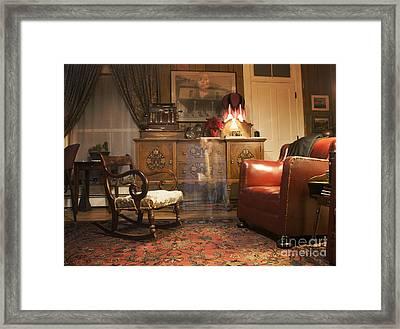 The Lobby Framed Print