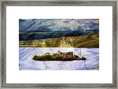 The Lost Kingdom Framed Print by Patricia Griffin Brett