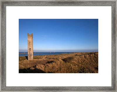 The Maiden Tower, Mornington, County Framed Print by Panoramic Images