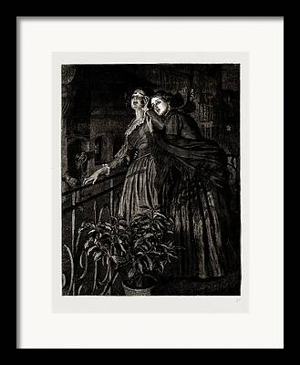 Casterbridge Framed Prints
