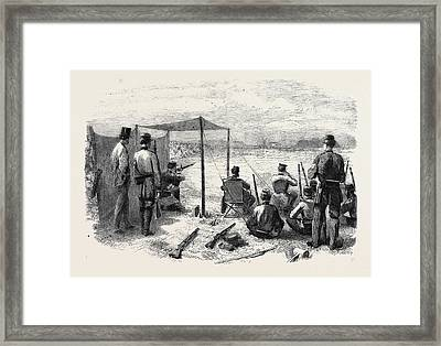 The National Rifle Association Meeting On Wimbledon Common Framed Print