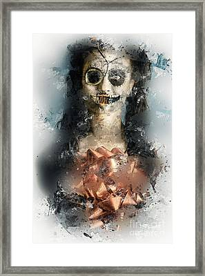 The Nightmare Before A Bloody Mary Christmas Framed Print by Jorgo Photography - Wall Art Gallery